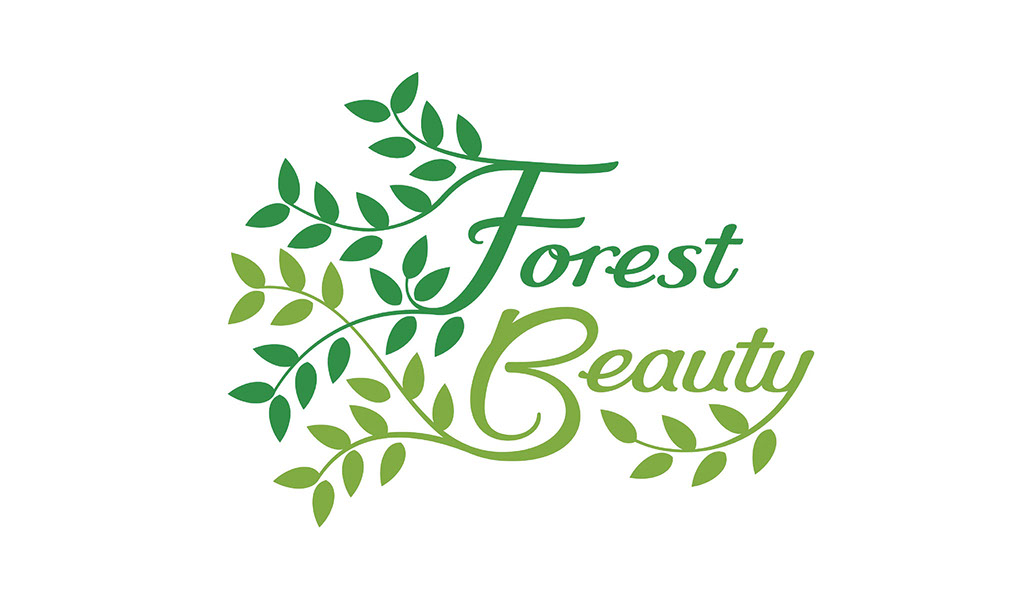 日和士林-Forest Beauty標誌LOGO